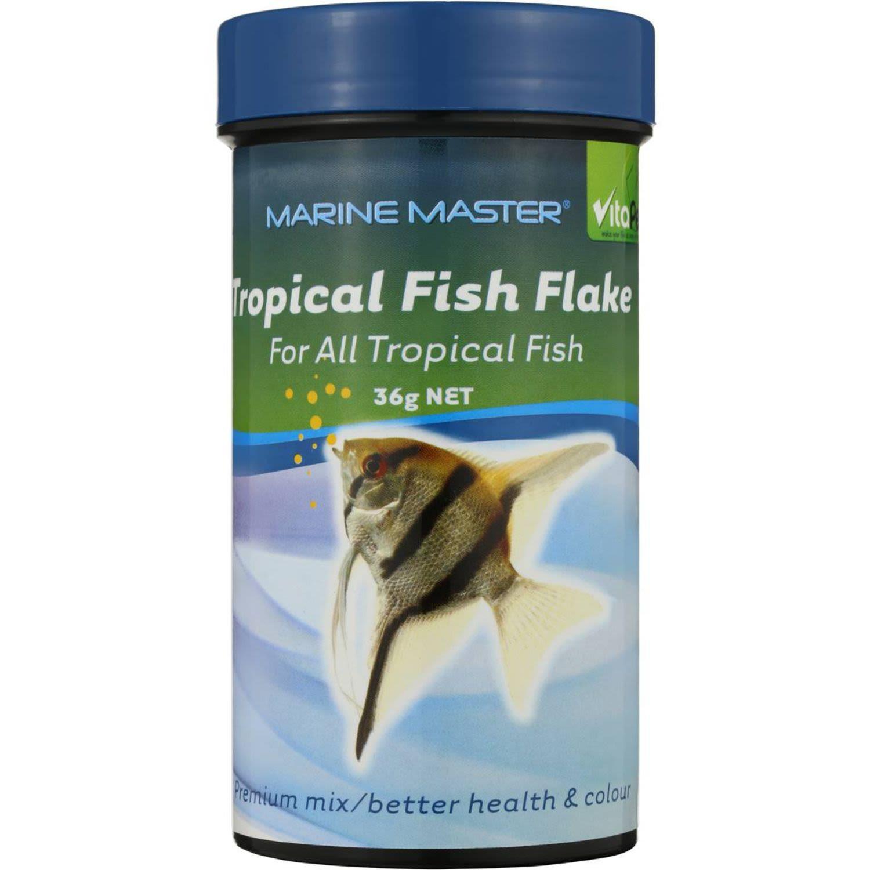 VitaPet Fish Food Tropical Flake, 36 Gram