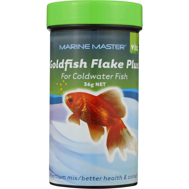 VitaPet Fish Food Goldfish Flake Plus, 36 Gram