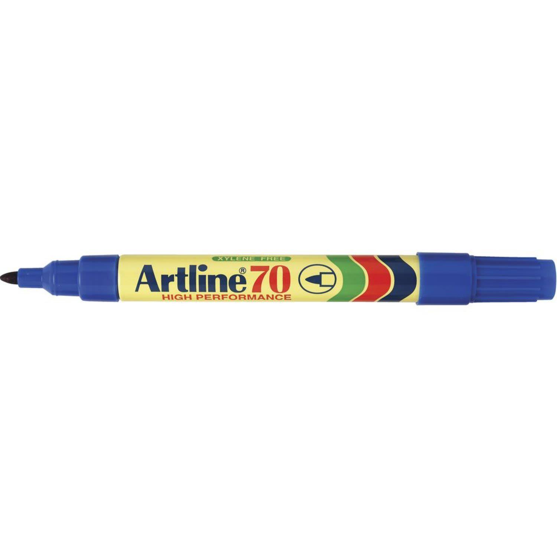 Artline Marker 70 Blue, 1 Each
