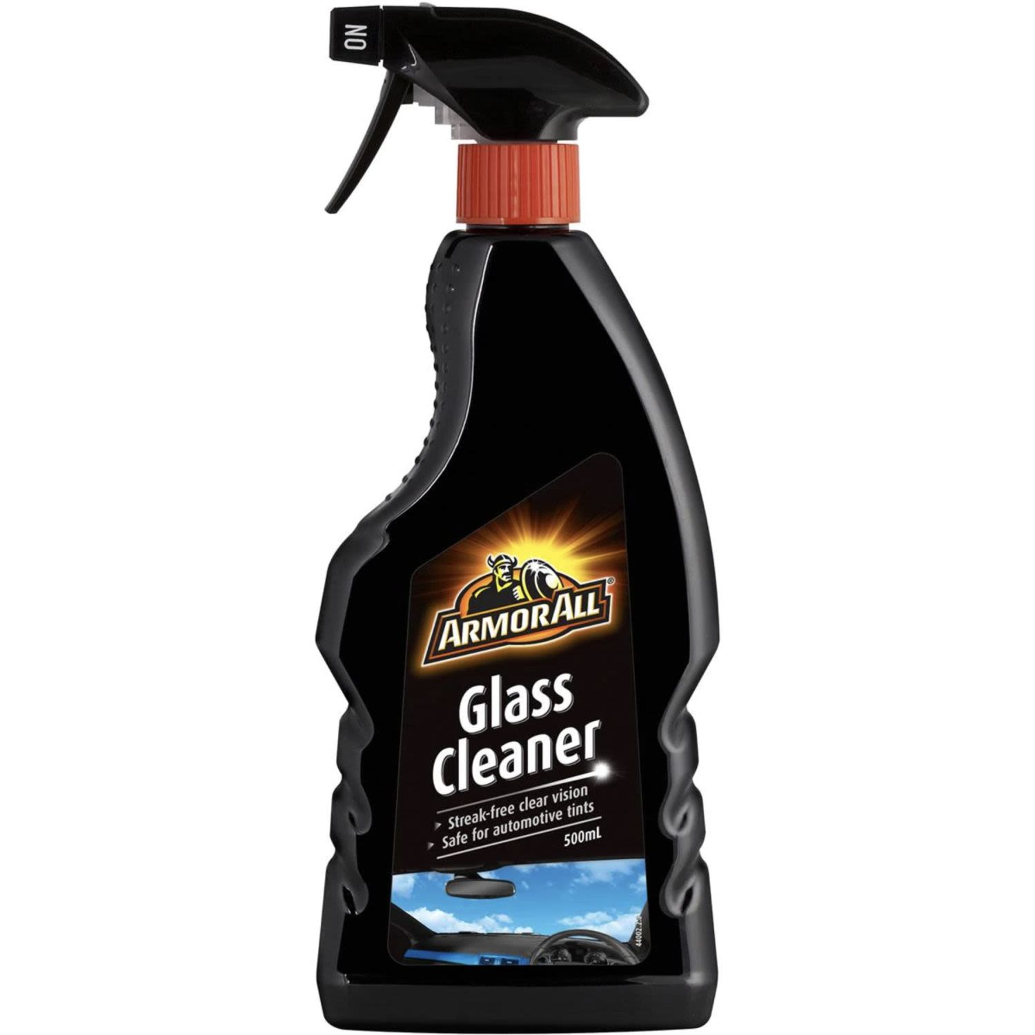 Armor All Car Care Glass Cleaner, 500 Millilitre