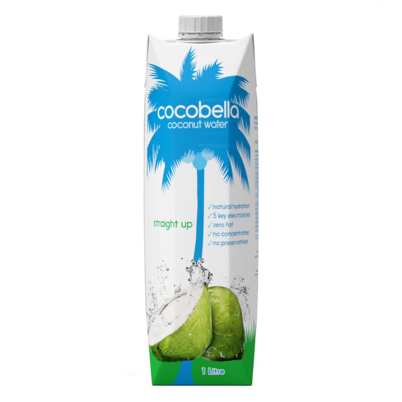 Cocobella Coconut Water Straight Up, 1 Litre