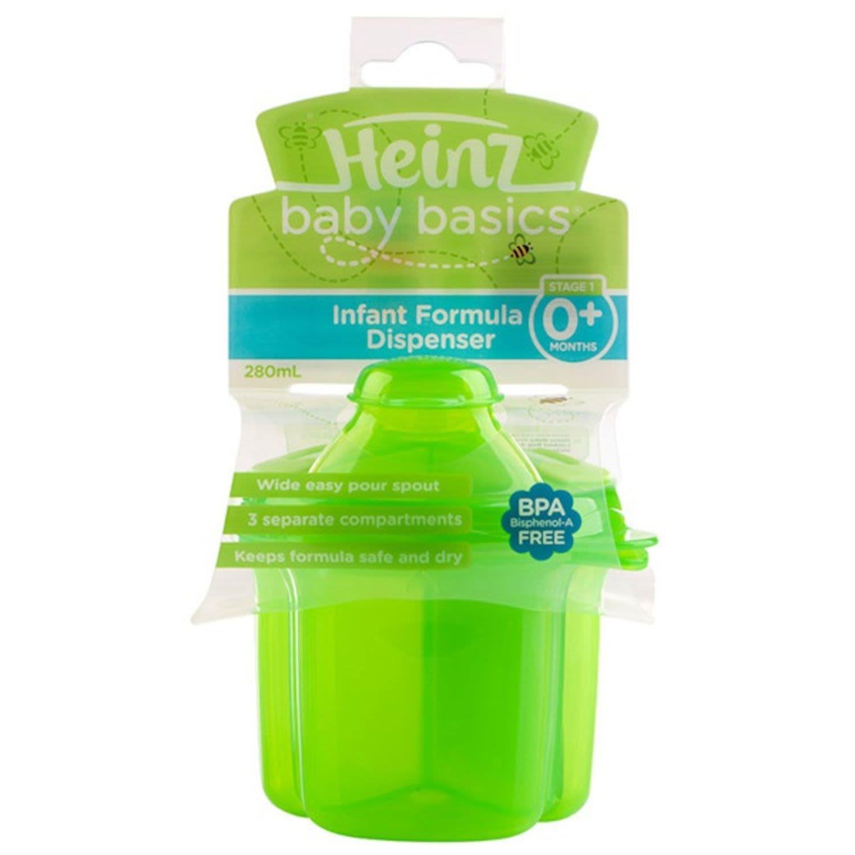 Heinz Baby Basics Infant Formula Dispenser, 1 Each