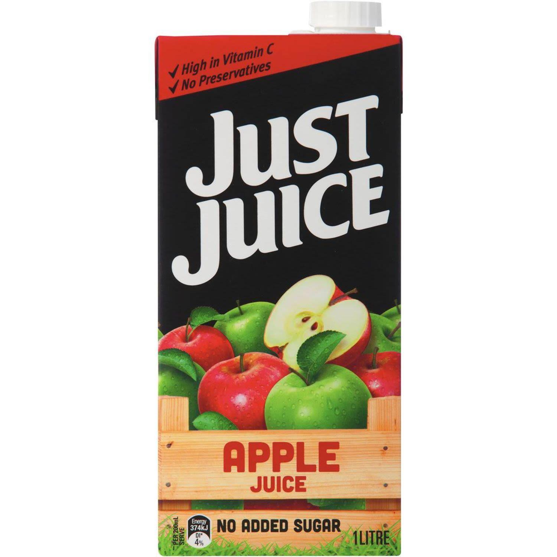 Just Juice Apple Juice, 1 Litre