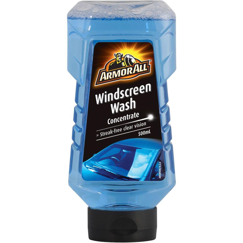 Armor All Car Care Windscreen Wash, 500 Millilitre