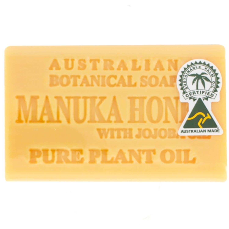 Australian Botanical Soap Manuka Honey, 200 Gram