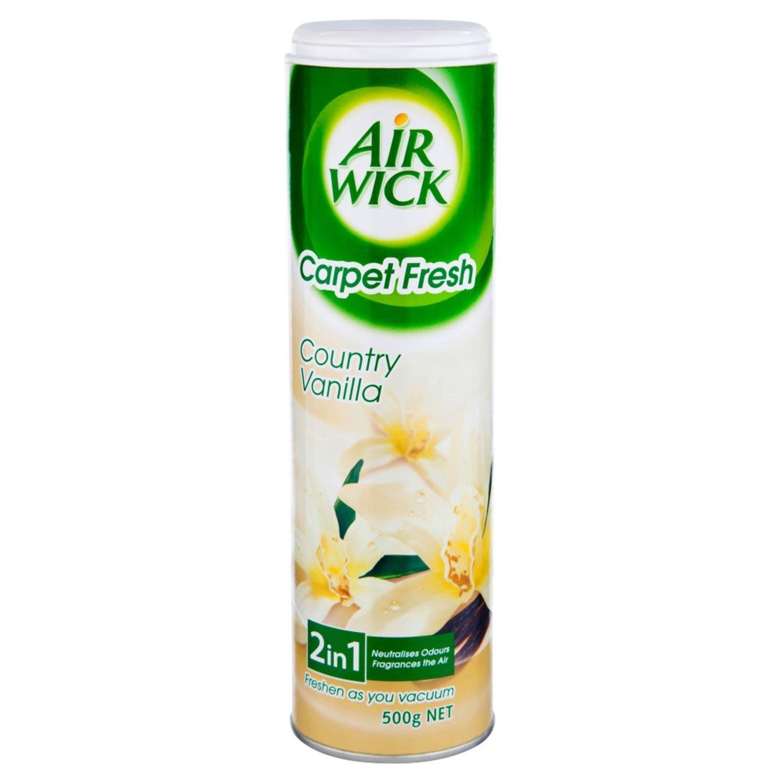 Air Wick Floor Carpet Deodorant Vanilla, 500 Gram