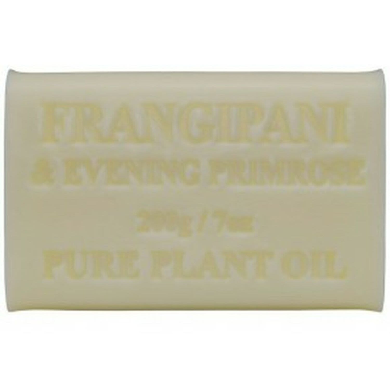 Australian Botanical Soap Frangipani, 200 Gram