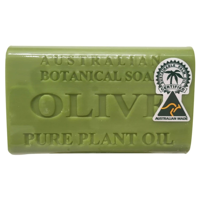 Australian Botanical Soap Olive Oil, 200 Gram