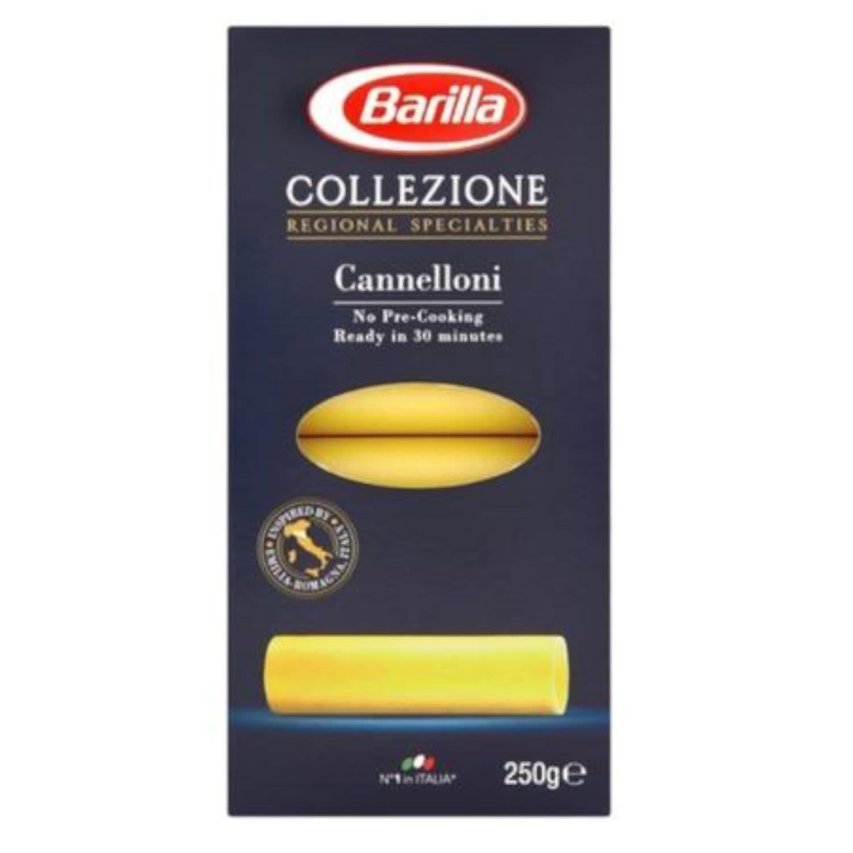 Barilla Cannelloni No 88, 250 Gram