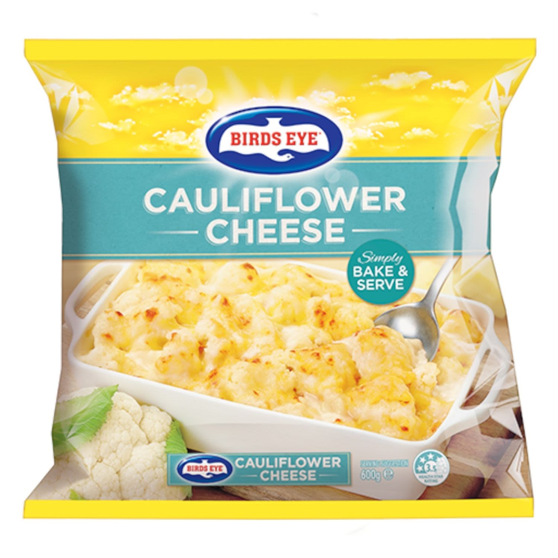 Birds Eye Cauliflower Cheese, 600 Gram