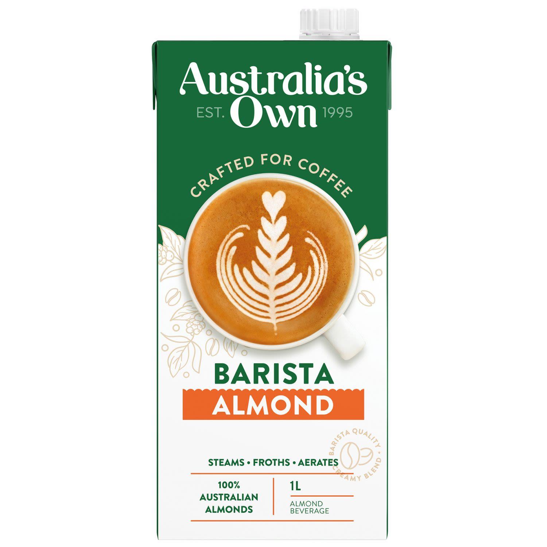 Australia's Own Barista Almond, 1 Litre