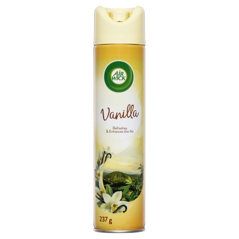 Air Wick Air Freshener Spray Vanilla, 237 Gram