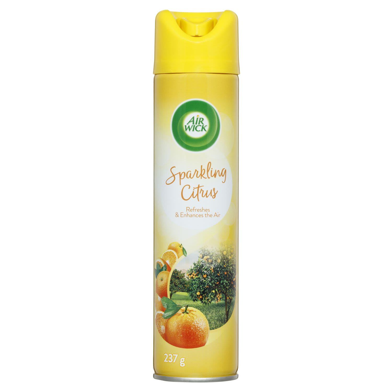 Air Wick Air Freshener Spray Sparkling Citrus, 237 Gram