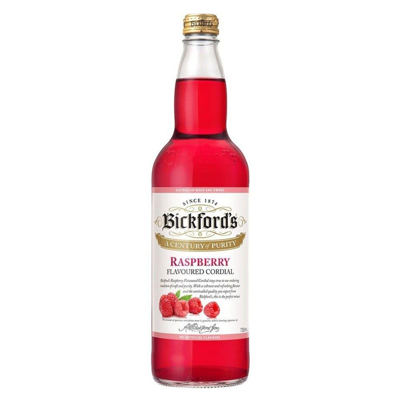 Bickford's Cord Raspberry, 750 Millilitre