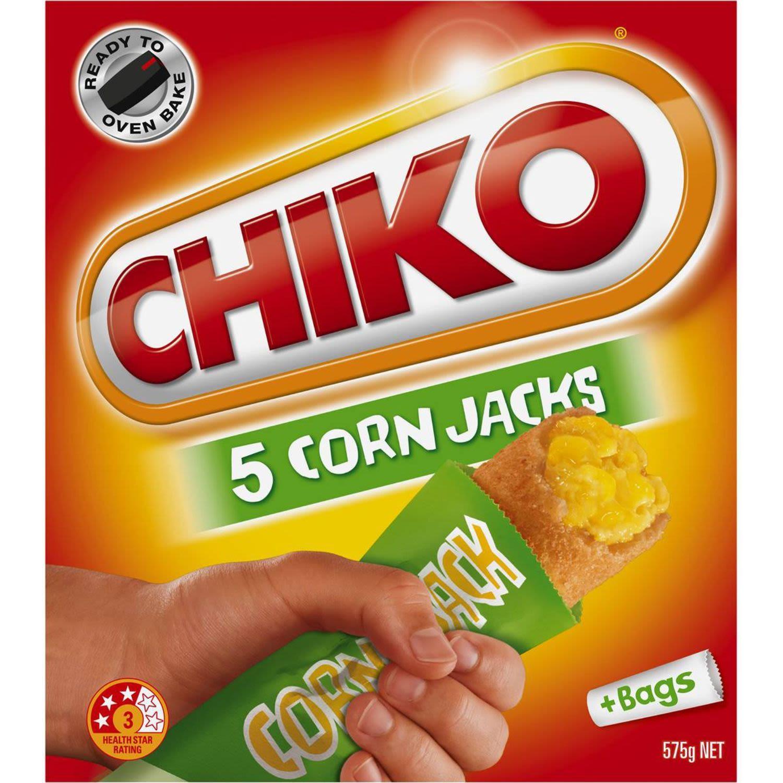 Chiko Corn Jacks, 575 Gram