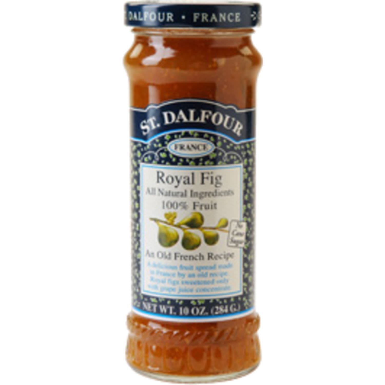 St Dalfour Fruit Spread Royal Fig Spread, 282 Gram