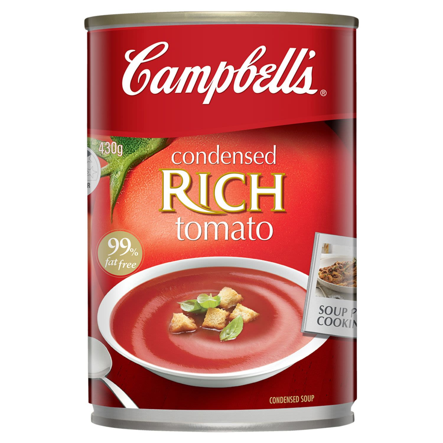 Campbell's Soup Condensed Rich Tomato, 430 Gram