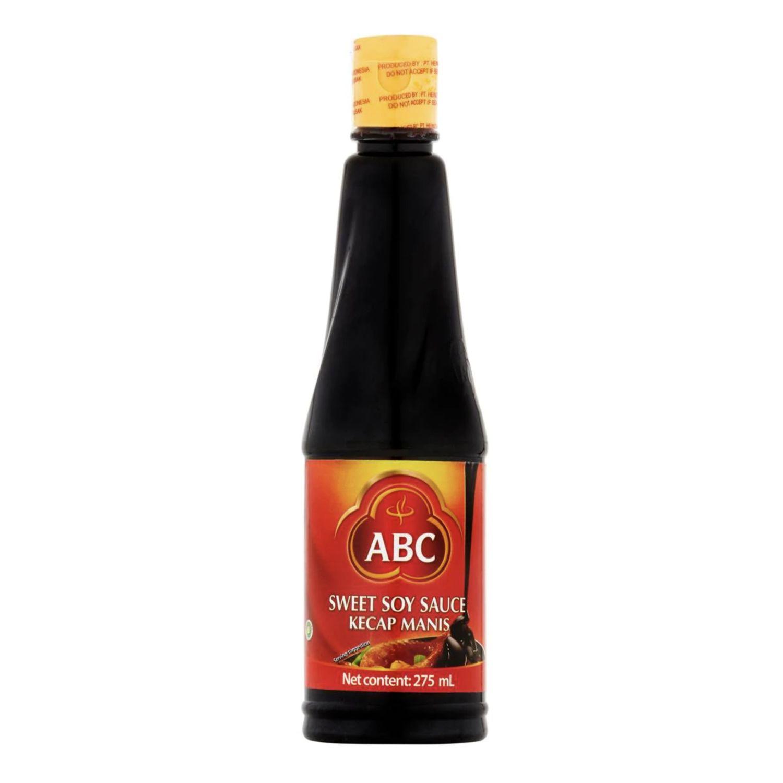 ABC Kecap Manis Sweet Soy Sauce Bottle, 275 Millilitre