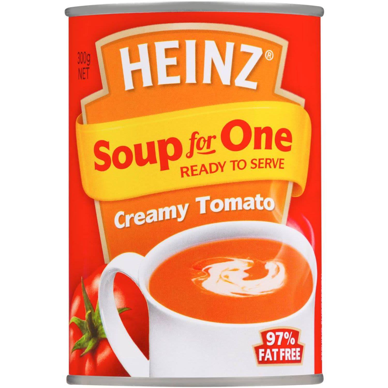 Heinz Canned Soup Creamy Tomato, 300 Gram