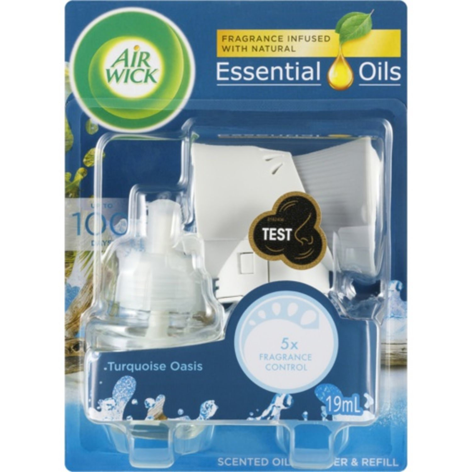 Air Wick Life Scents LF PR Turquoise Oasis, 19 Millilitre