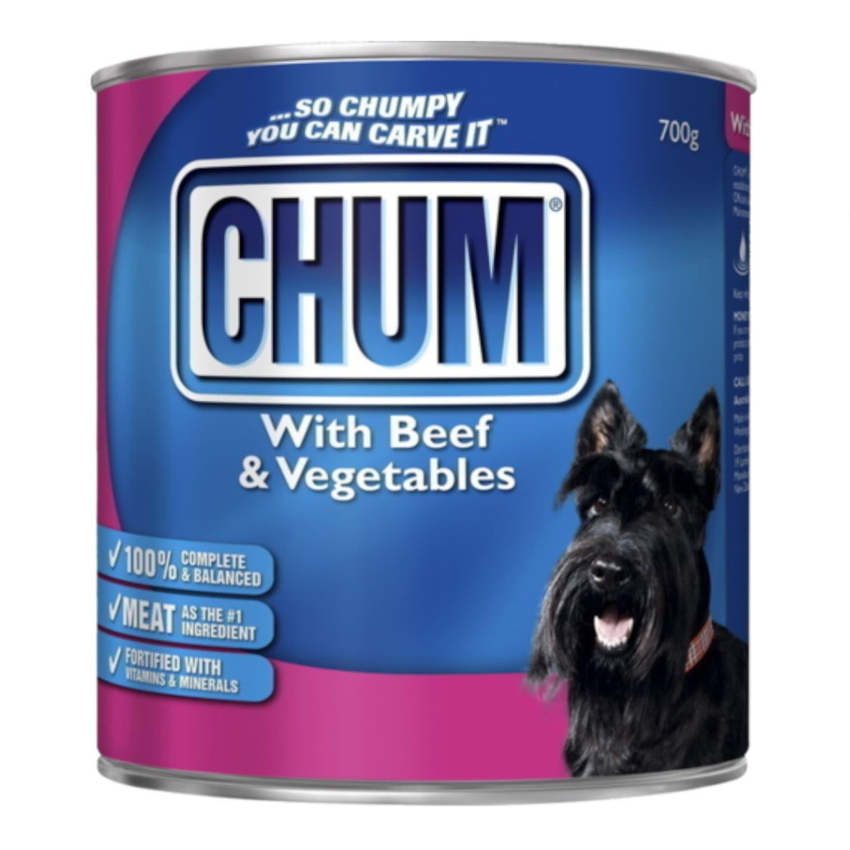 Chum Beef & Vegetable, 700 Gram