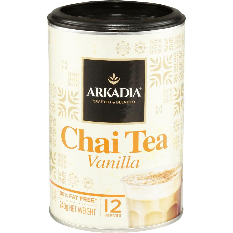 Arkadia Chai Vanilla, 240 Gram