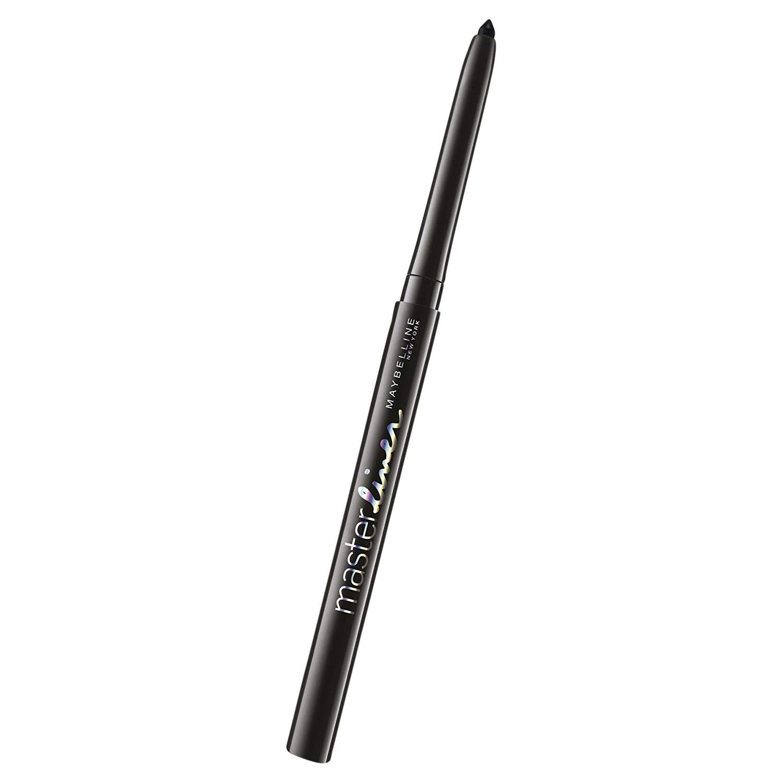 Maybelline Master Liner 24hr Cream Eyeliner Pencil Black, 0.35 Gram