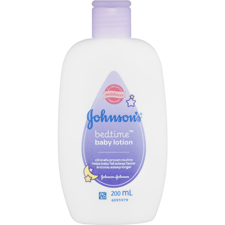 Johnson's Bedtime Baby Lotion, 200 Millilitre