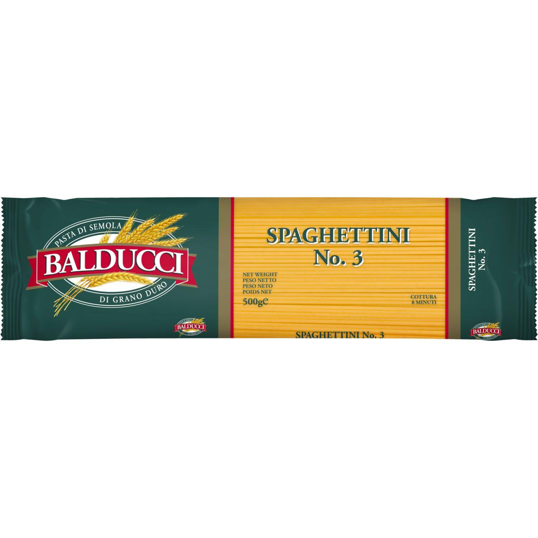 Balducci Spaghettini 3, 100 Gram