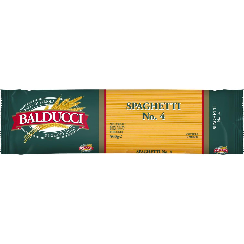 Balducci Spaghetti 4, 500 Gram