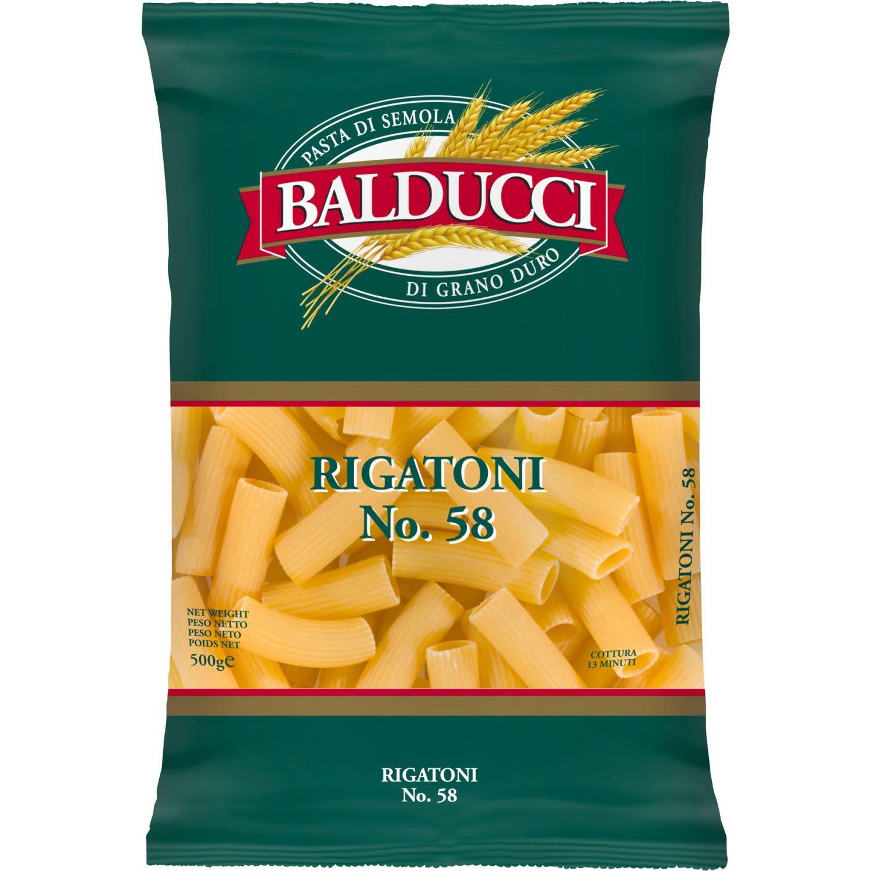 Balducci Rigatoni 58, 500 Gram