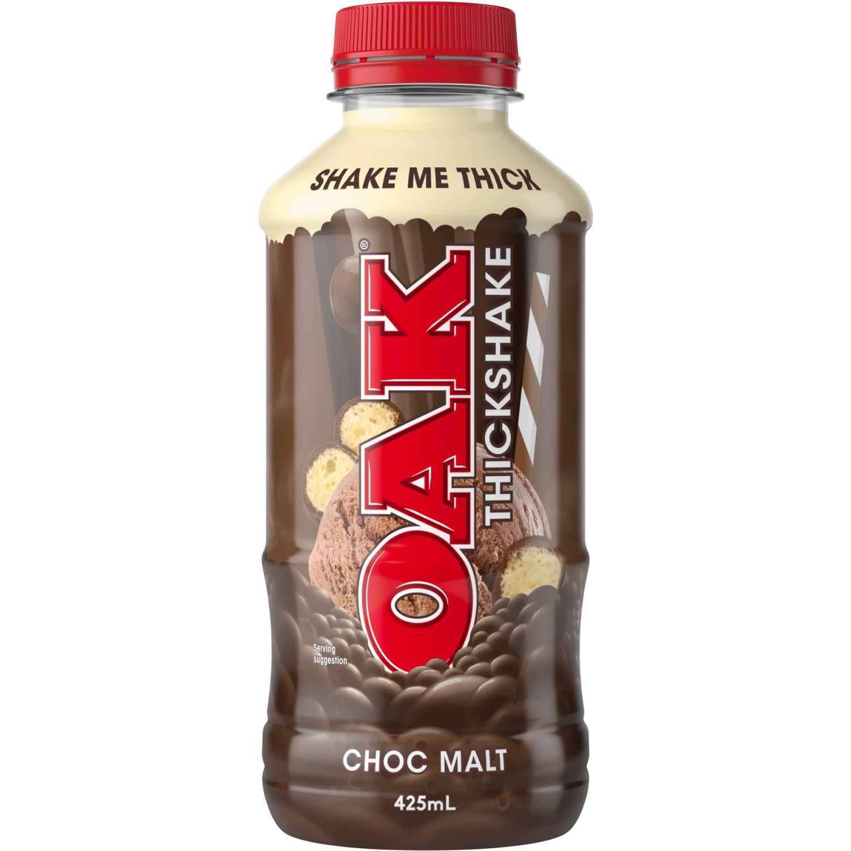 Oak Thick Death Chocolate Milk, 425 Millilitre