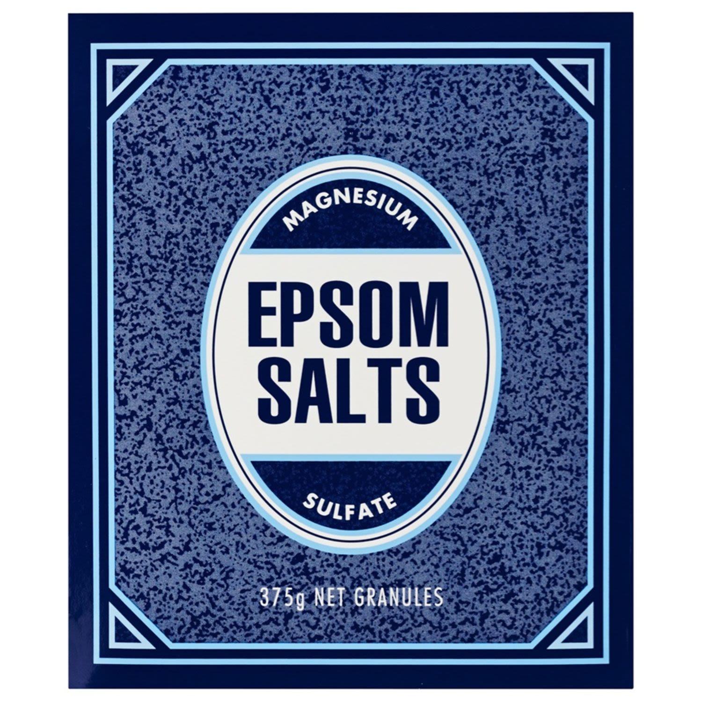 Epsom Salts, 375 Gram