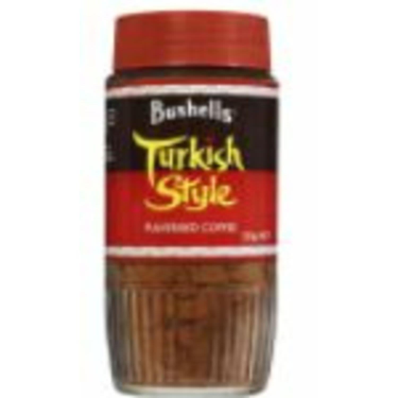 Bushells Coffee Turkish Style, 250 Gram