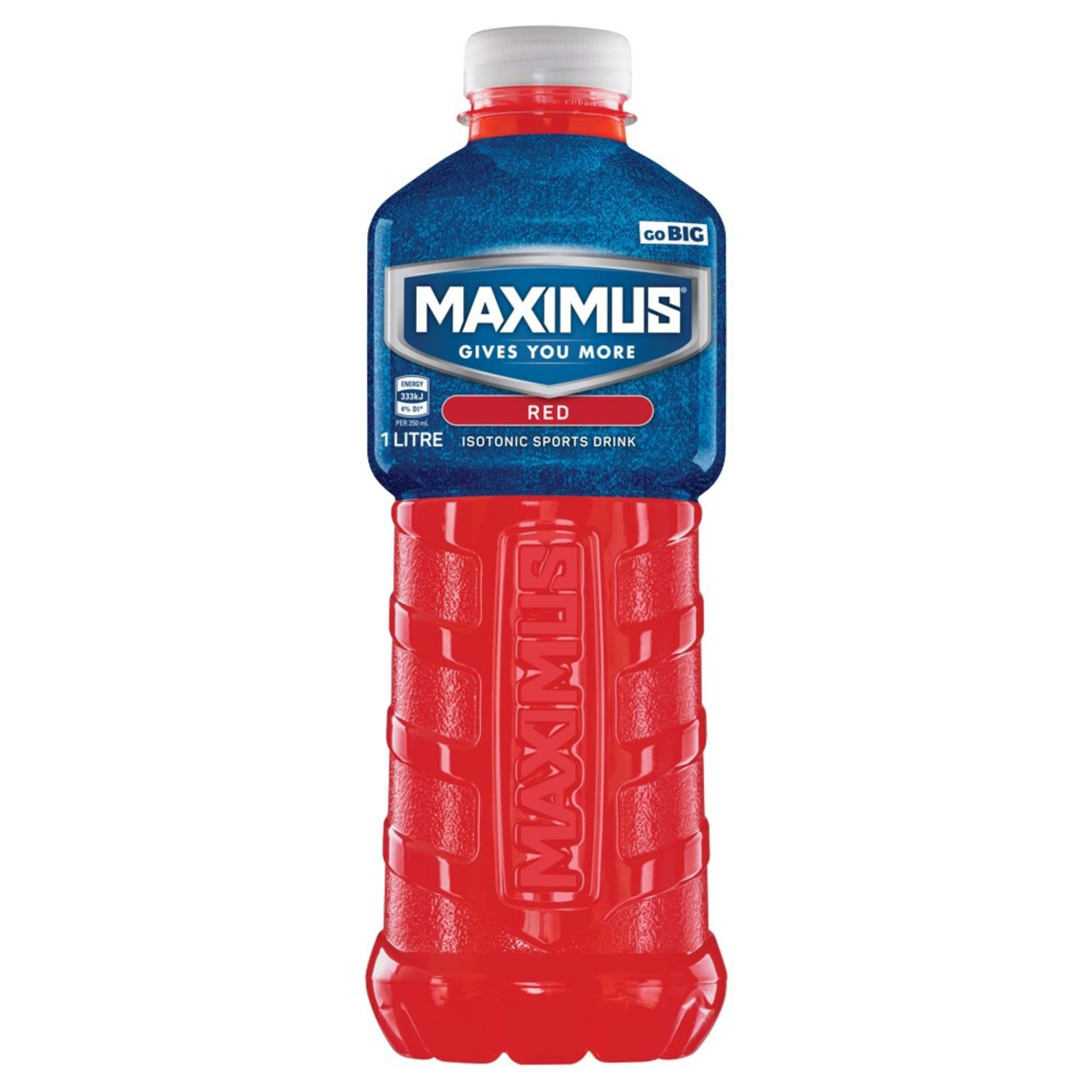 Maximus Isotonic Sports Drink Red, 1 Litre