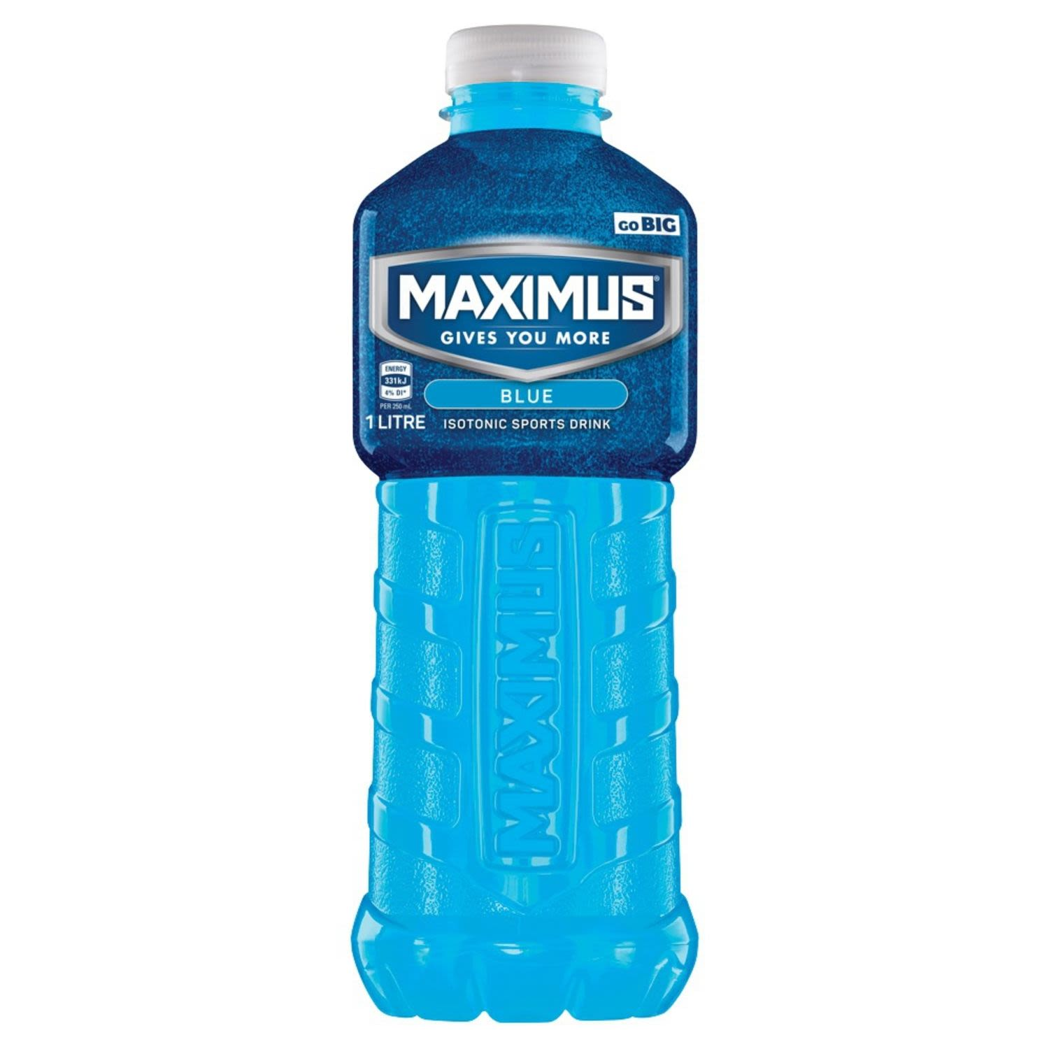 Maximus Isotonic Sports Drink Blue, 1 Litre