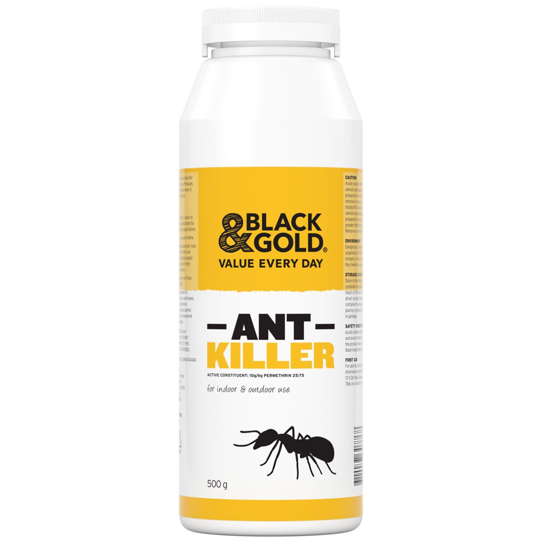 Black & Gold Ant Killer, 500 Gram