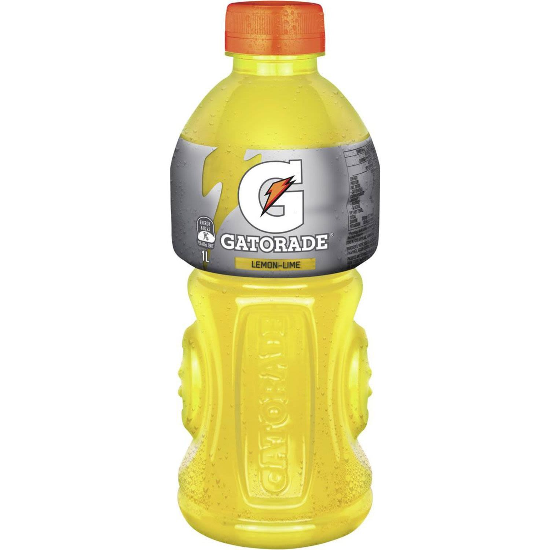 Gatorade Lemon Lime Sports Drink, 1 Litre
