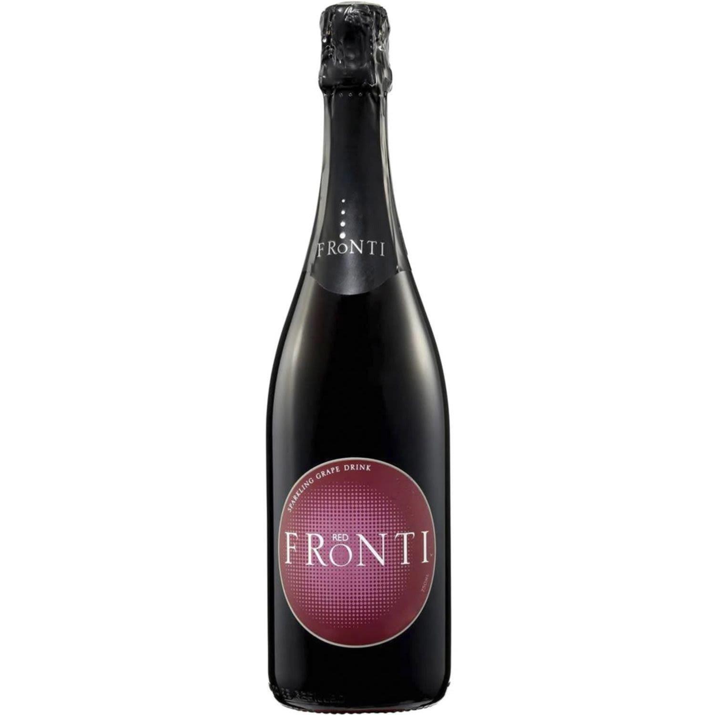 Fronti Red Sparkling Non Alcoholic, 750 Millilitre