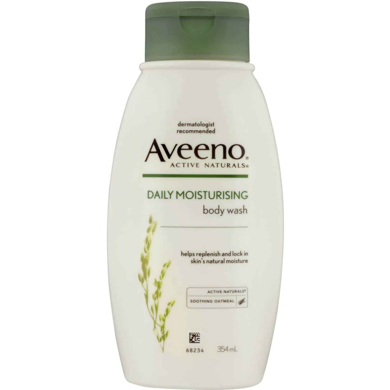 Aveeno Daily Moisturising Body Wash, 354 Millilitre