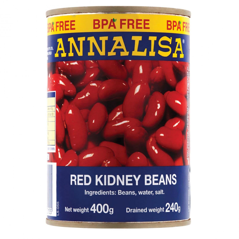 Annalisa Kidney Beans, 400 Gram