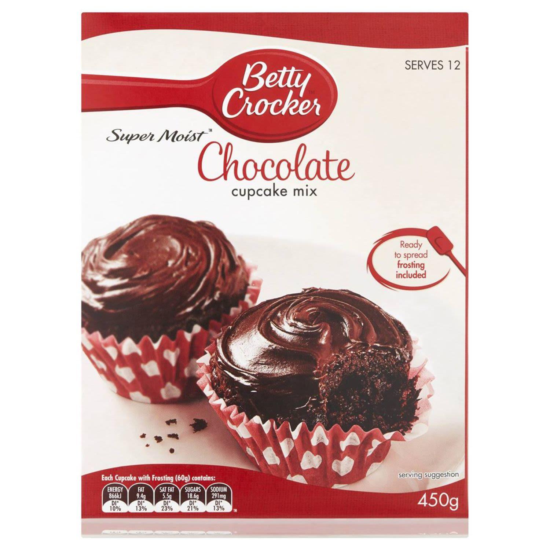 Betty Crocker Chocolate Cup Cake Mix, 450 Gram