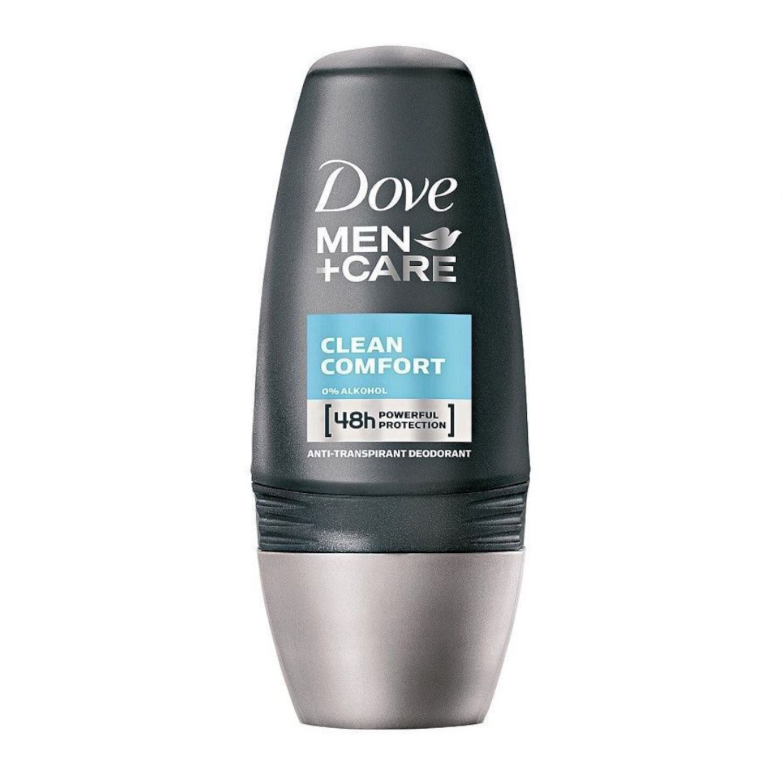 Dove Men Deodorant Clean Comfort, 50 Millilitre