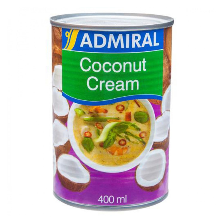 Admiral Coconut Cream, 400 Millilitre