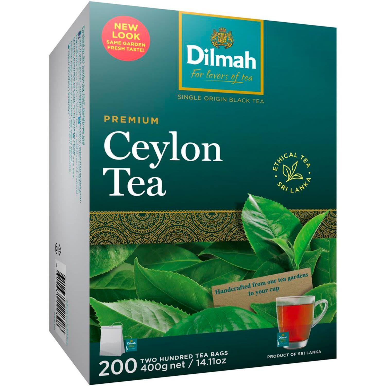 Dilmah Tea Bags, 200 Each