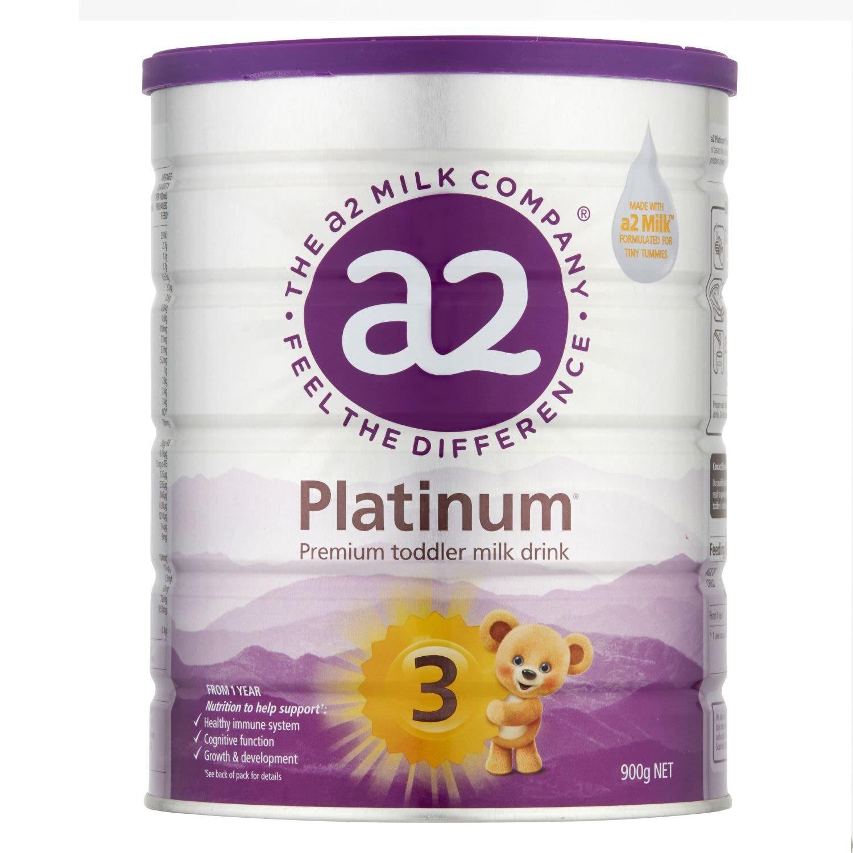 A2 Platinum Toddler Milk Drink Stage 3, 900 Gram