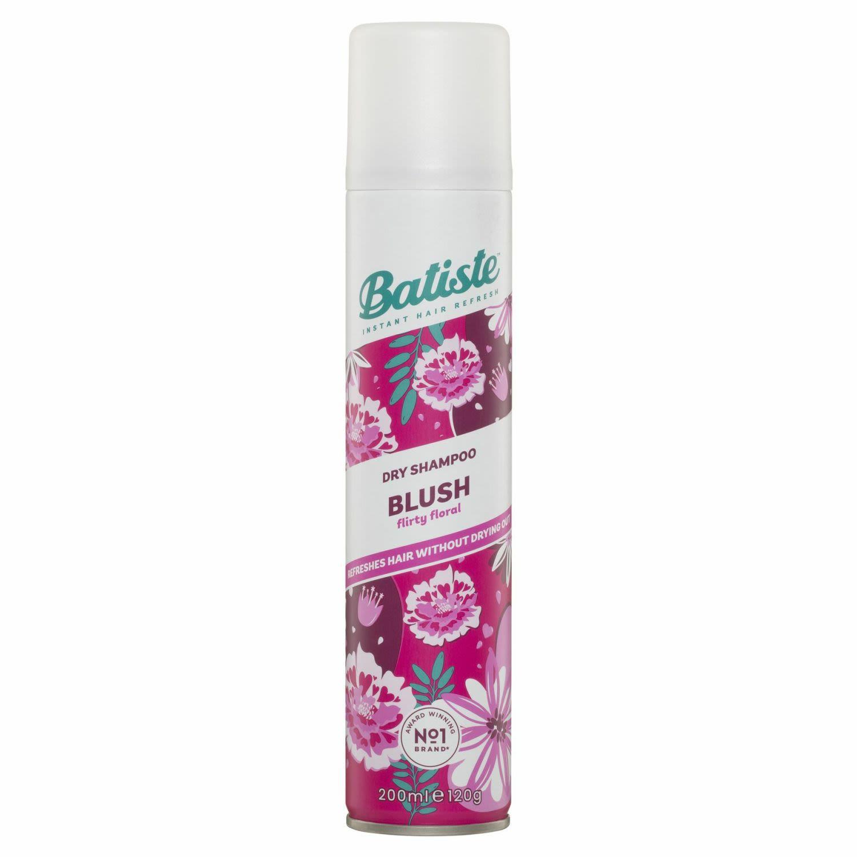 Batiste Blush Dry Shampoo, 200 Millilitre