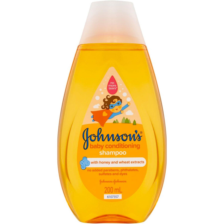 Johnson's Baby Gentle Shampoo & Conditioner , 200 Millilitre