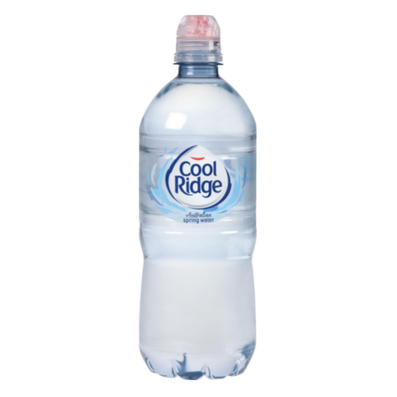 Cool Ridge Spring Water, 750 Millilitre