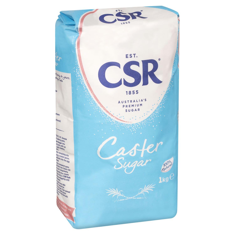 CSR Caster Sugar, 1 Kilogram